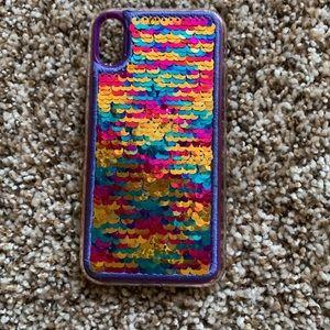Sale! 🌻 Target iPhone XR Sequin Phone Case